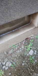 倉庫の害獣被害対策|奈良県北葛城郡 イメージ