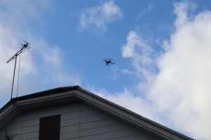 戸建て住宅のドローンを利用した外壁調査 滋賀県大津市スライダー3