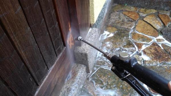 寺院の山門の防蟻工事|京都市上京区スライダー3