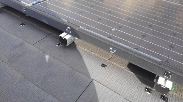 戸建住宅の防鳥工事|京都市伏見区 イメージ