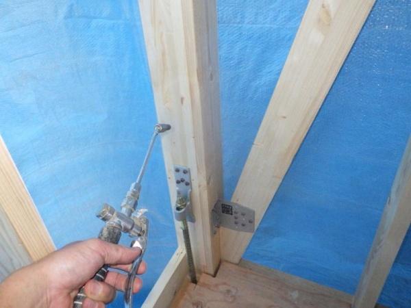 ホウ酸を使用した新築防蟻工事|京都市北区スライダー3
