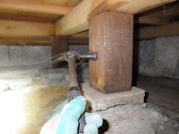 戸建て住宅の白蟻調査 京都市北区スライダー3