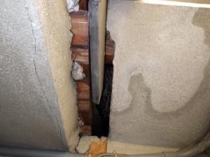 戸建て住宅の防鼠作業|京都市北区 イメージ