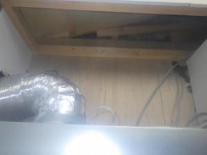 戸建住宅のネズミ対策|向日市スライダー2