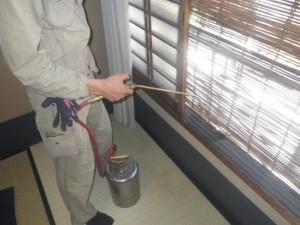 宿泊施設のゴキブリ対策 京都市 イメージ