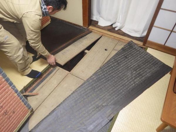 宿泊施設のネズミ対策|京都市下京区 イメージ