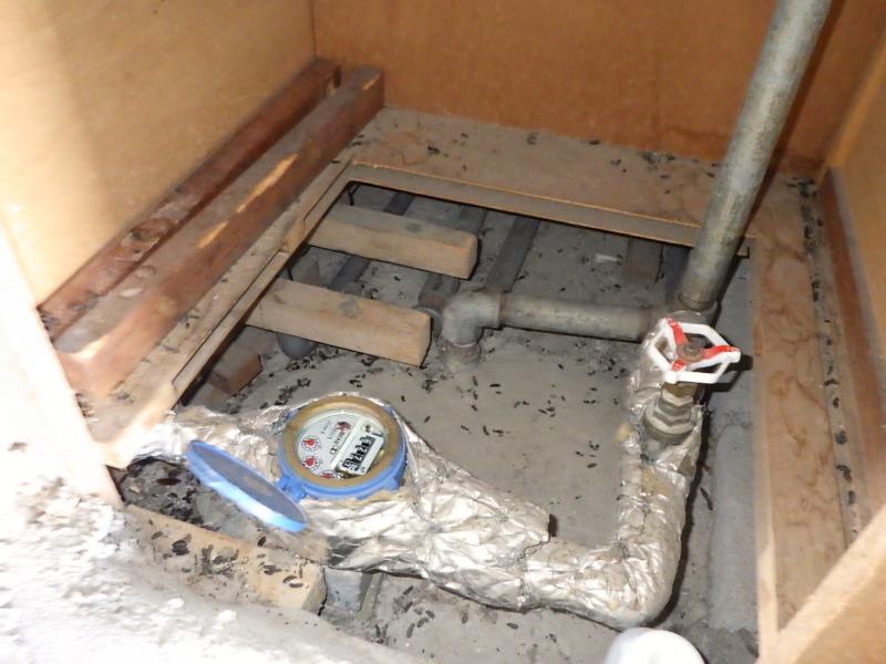 集合住宅のネズミ現場調査|京都市北区スライダー2