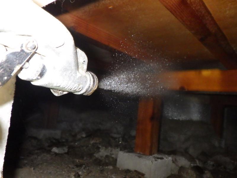 戸建て住宅の白蟻予防工事|京都市山科区スライダー5