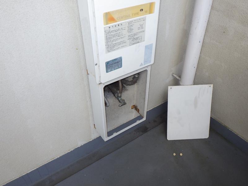 集合住宅のネズミ現場調査|京都市北区スライダー3