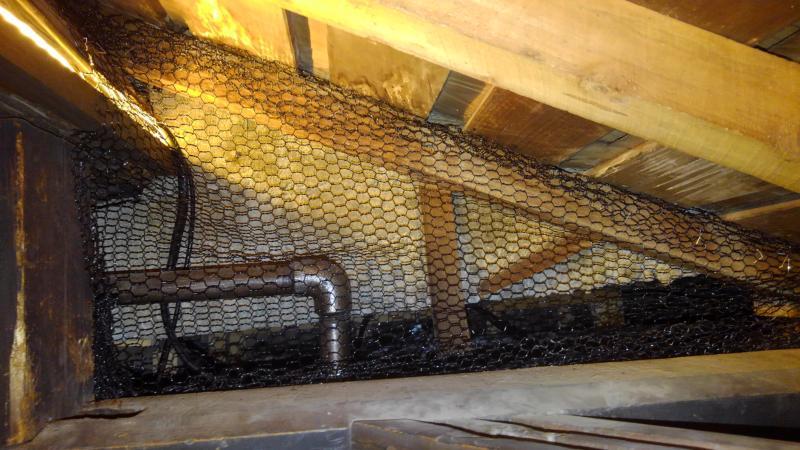 京町家のネズミ対策|京都市中京区スライダー5