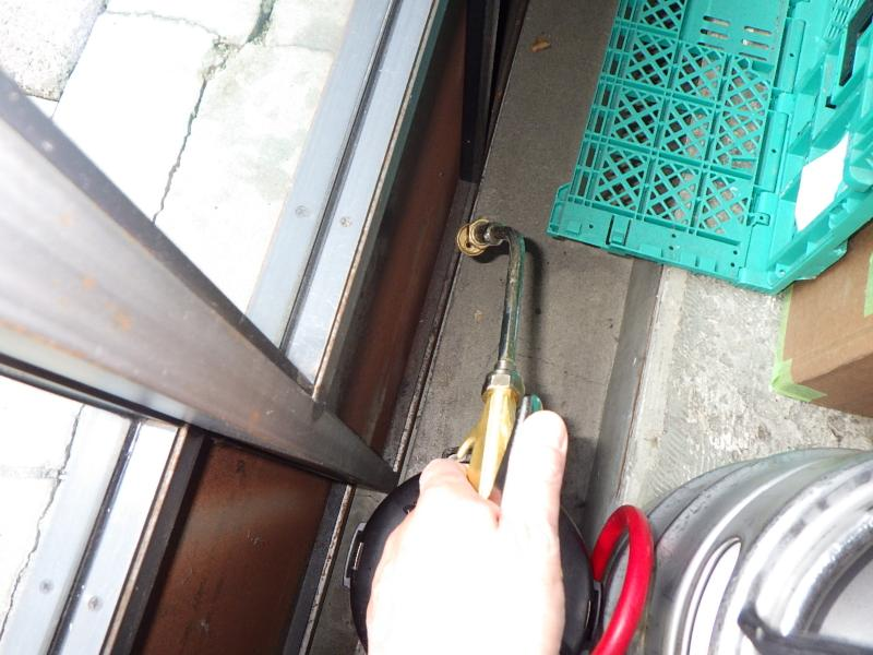 飲食店のゴキブリ防除作業 大阪市北区スライダー5