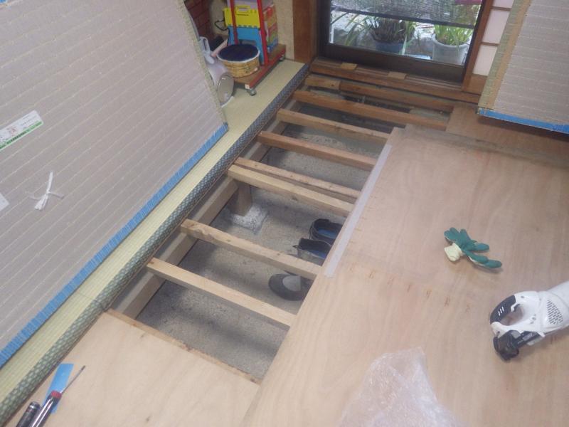 戸建て住宅の床下調査|京都市南区 イメージ