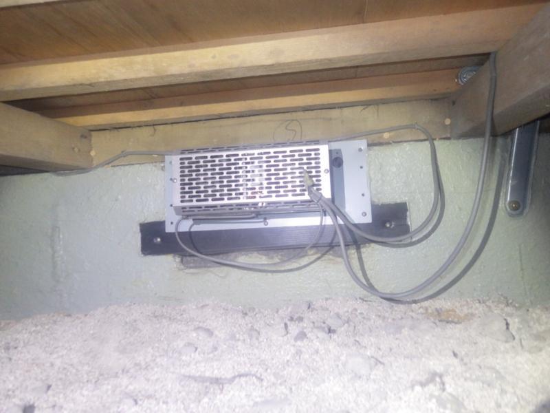 戸建て住宅の床下調査 京都市南区スライダー3