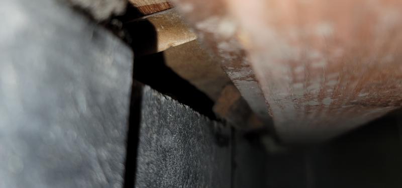 戸建て住宅の防鼠作業|京都市下京区スライダー2