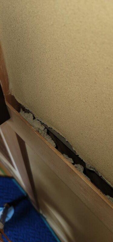 戸建て住宅の防鼠作業|京都市下京区スライダー5