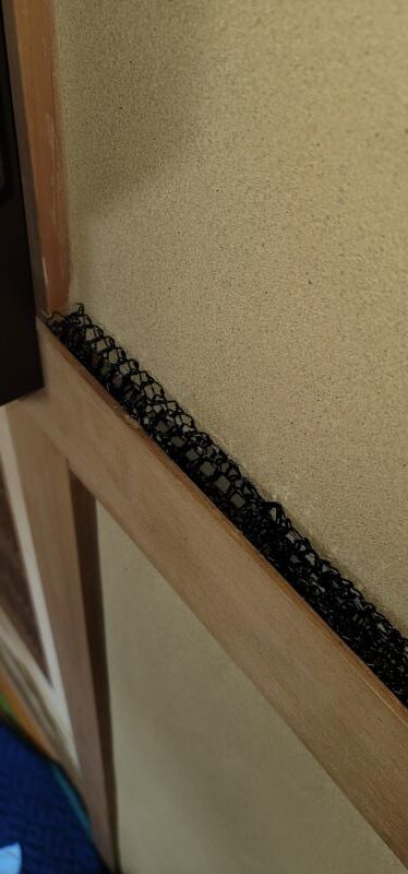 戸建て住宅の防鼠作業|京都市下京区スライダー6